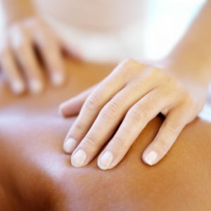 Schedule your massage with Allys hands