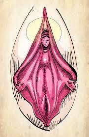 woman's yoni massage
